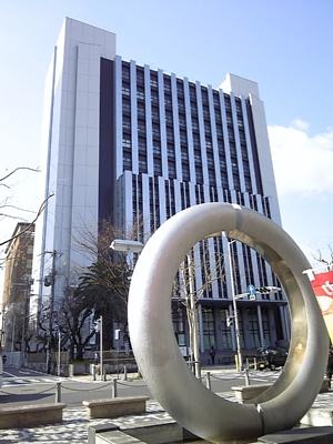 帰化申請の窓口大阪法務局堺支局(堺合同庁舎内)