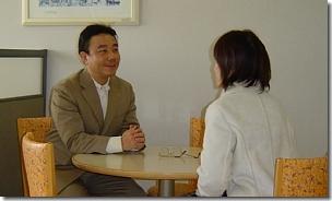 帰化、在留資格などの相談会はアットホームな雰囲気です。